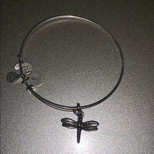 Alex and Ani dragonfly Bracelet